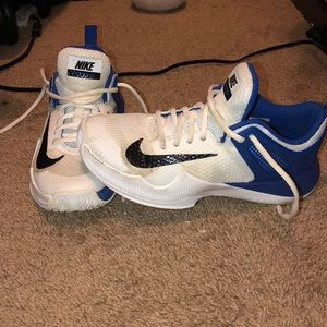 Nike hyper ace volleyball shoes.